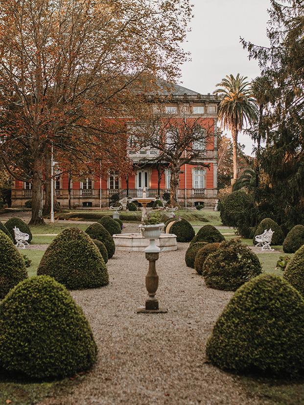 Boda en Villa María Gijón