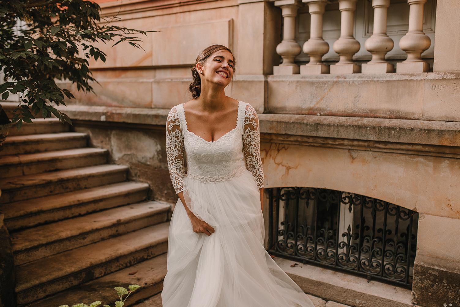 Fotógrafo de bodas en Villa María Gijón